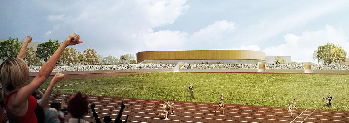 PARDUBICE Stade